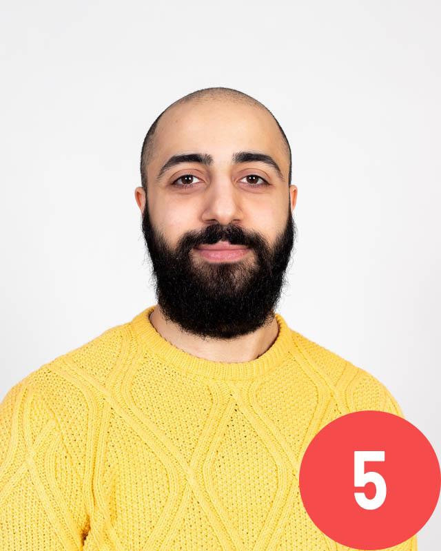 Ibrahim Al-kinani 5