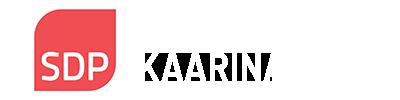 SDP_Kaarina_logo_400x100